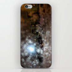 Abstract Winter Windshield iPhone & iPod Skin