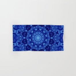 Ocean of Light Mandala Hand & Bath Towel