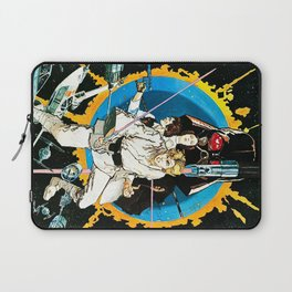 "Space Opera ""Buzz"" Poster 1976 Laptop Sleeve"