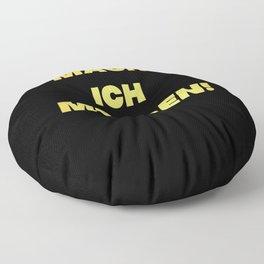 Funny Lazy Chill saying slogan giftidea Floor Pillow