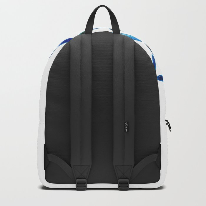 Beetle 09 blue Backpack