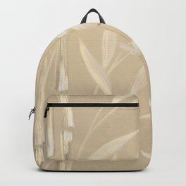 Bamboo - Sand Backpack