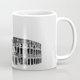 Colosseum Drawing Coffee Mug