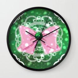 Jupiter Power! Wall Clock