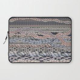 Romantic Stitches Laptop Sleeve