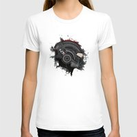 n7 T-shirts featuring Beloved Helmet by Naavech Verro