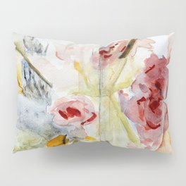 fragmented view Pillow Sham