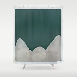 Mountains 314541 Shower Curtain