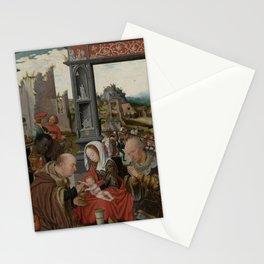 Jan Jansz Mostaert - The Adoration of the Magi Stationery Cards
