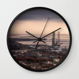 The Tay Estuary Wall Clock