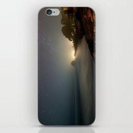 Neskowin Startrails iPhone Skin