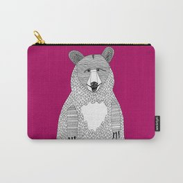 This bear Carry-All Pouch