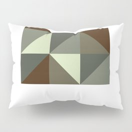 Geometric Oregon Pillow Sham