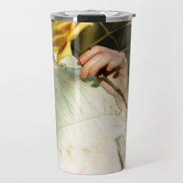 Qu'ils mangent de la brioche V - Marie Antoinette Travel Mug