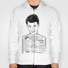 Save Ferris The Righteous Dude Hoody