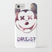 mouse iPhone & iPod Cases featuring mouse by jeff'walker