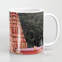 Indian Temple In Sri Lanka Coffee Mug