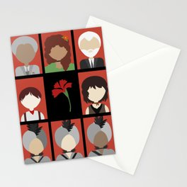 Hadestown Icons Stationery Cards