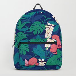 Midnight Jungle Backpack
