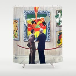 A Question of Candy Shower Curtain