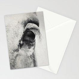 HorSe (V2 grey) Stationery Cards