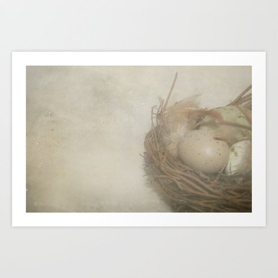 Honey Bees Lost Their Sting Art Print