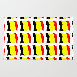 Flag of belgium 2-belgian,belge,belgique,bruxelles,Tintin,Simenon,Europe,Charleroi,Anvers,Maeterlinc Rug