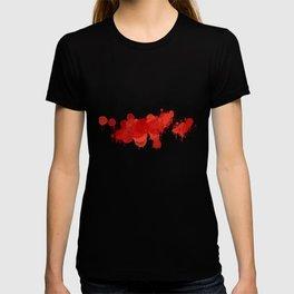 Ink drops 2 Splash T-shirt