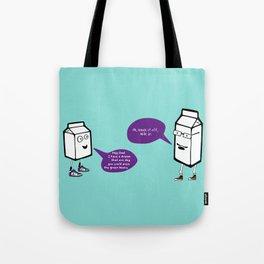 MiLK Jr Tote Bag
