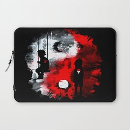 Duo Alone Laptop Sleeve