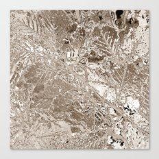 ICE - SEPIA Canvas Print