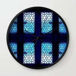 GlacierGlass Wall Clock