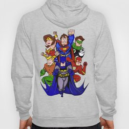 Justice Group Hoody