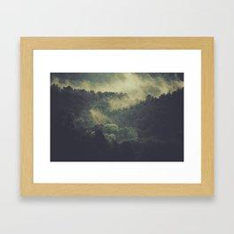 Nørdic Forest No. 2 Framed Art Print