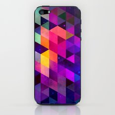 vyolyt iPhone & iPod Skin