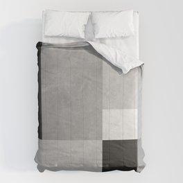 Geometric art II Comforters