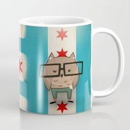 Chicago Owl Coffee Mug