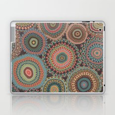 Boho Patchwork-Vintage colors Laptop & iPad Skin