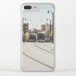 Jerusalem Clear iPhone Case