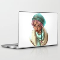 loish Laptop & iPad Skins featuring Lolli by Lenore2411
