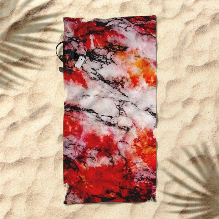 Lacerta Beach Towel