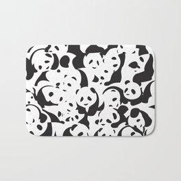 Panda Panda Bath Mat
