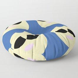 Racoon Bandit Floor Pillow