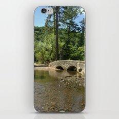 Gallox Bridge of Dunster iPhone & iPod Skin