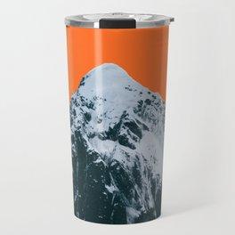 MH Orange Travel Mug