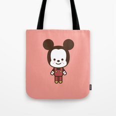#49 Mouse Tote Bag