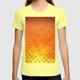 sunset escape T-shirt
