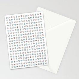 a world of trades Stationery Cards