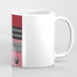 Dalek Red - Doctor Who Coffee Mug