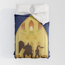 Ornstein and Smough (Dark Souls) Comforters